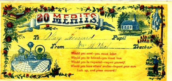 reward merits